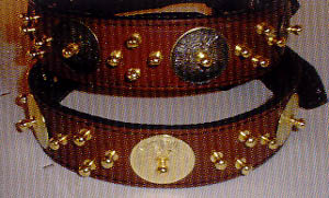 GLADIATOR DOG COLLARS